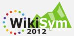 WIkiSym 2012